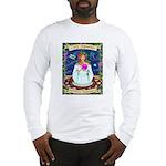 Lady Aquarius Long Sleeve T-Shirt