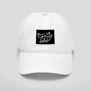 Monochrome Pup Cap