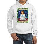 Lady Pisces Hooded Sweatshirt