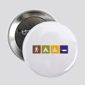 """Outdoors 2.25"""" Button (10 pack)"""