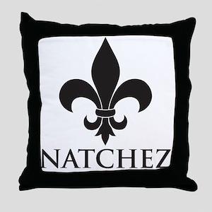 Natchez Throw Pillow