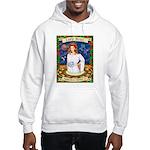 Lady Aries Hooded Sweatshirt