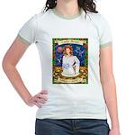 Lady Aries Jr. Ringer T-Shirt