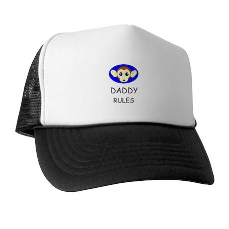 DADDY RULES Trucker Hat