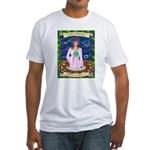 Lady Taurus Fitted T-Shirt