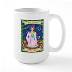 Lady Taurus Large Mug