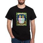 Lady Gemini Dark T-Shirt