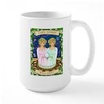 Lady Gemini Large Mug
