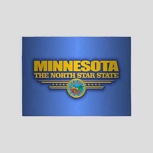 Minnesota (v15) 5'x7'Area Rug