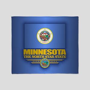 Minnesota (v15) Throw Blanket