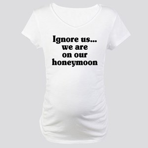Honeymoon Maternity T-Shirt
