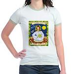 Lady Leo Jr. Ringer T-Shirt