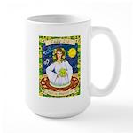 Lady Leo Large Mug