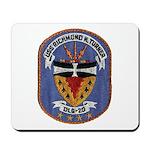 USS RICHMOND K. TURNER Mousepad