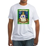 Lady Virgo Fitted T-Shirt