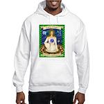 Lady Virgo Hooded Sweatshirt