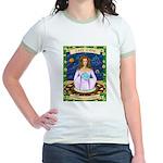 Lady Libra Jr. Ringer T-Shirt