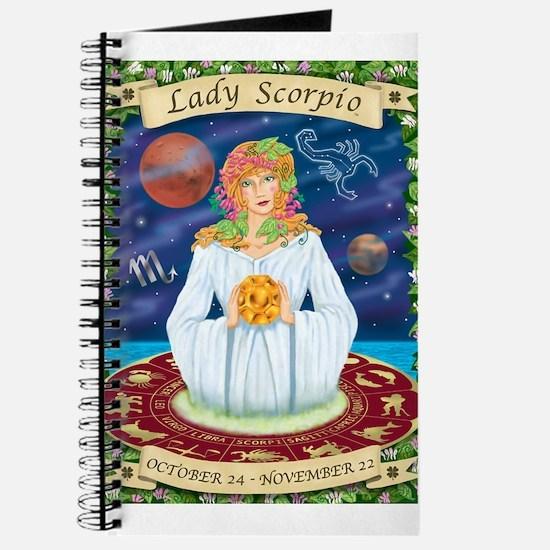 Lady Scorpio Journal