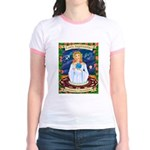 Lady Sagittarius Jr. Ringer T-Shirt