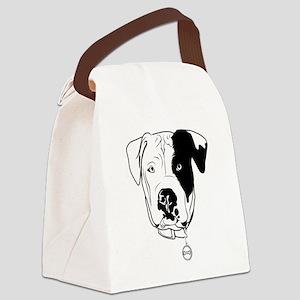 Apollo Canvas Lunch Bag
