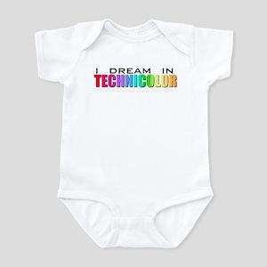 Technicolor Dreamcoat Infant Bodysuit