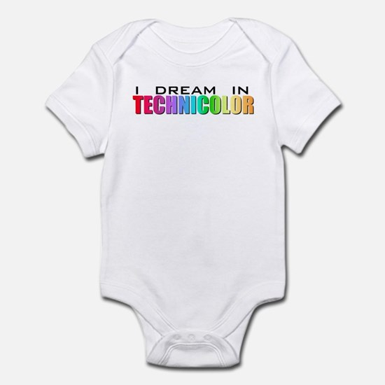 Technicolor Dreamcoat Infant Bodysuit