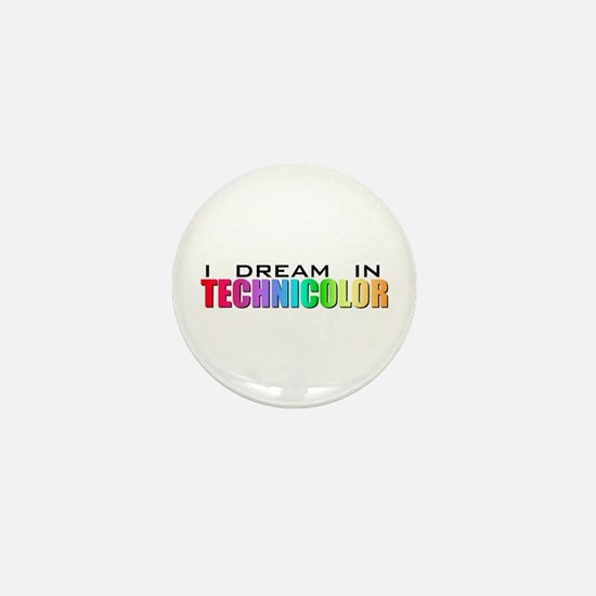 Technicolor Dreamcoat Mini Button