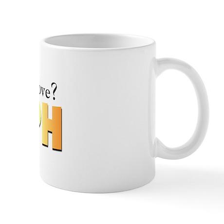 Technicolor Dreamcoat Mug
