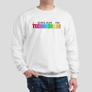 Technicolor Dreamcoat Sweatshirt