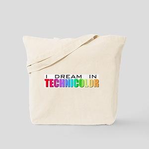Technicolor Dreamcoat Tote Bag