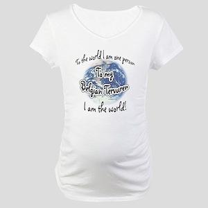 Terv World2 Maternity T-Shirt