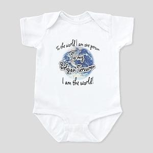 Terv World2 Infant Bodysuit