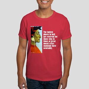 """Dante """"Hottest Places"""" Dark T-Shirt"""