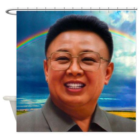 Marvelous North Korea Is Best Korea Shower Curtain