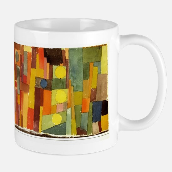 Paul Klee In The Style Of Kairouan Mugs