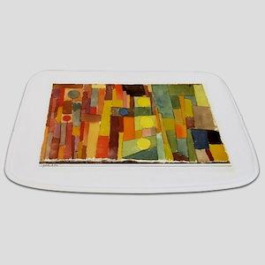 Paul Klee In The Style Of Kairouan Bathmat