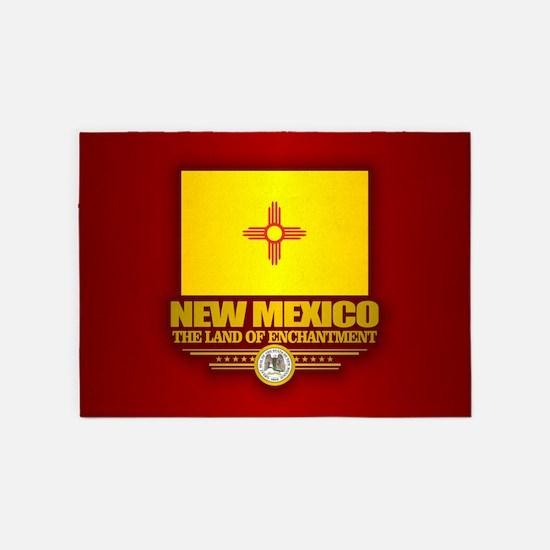 New Mexico (v15) 5'x7'Area Rug