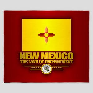 New Mexico (v15) King Duvet