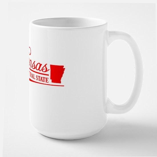 Arkansas State of Mine Mugs