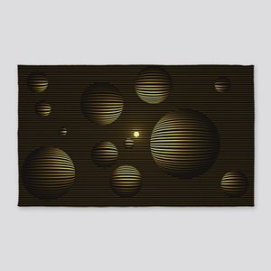 The Hive 3'x5' Area Rug
