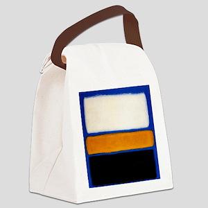 ROTHKO blue orange blank Canvas Lunch Bag