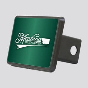 Montana State of Mine Hitch Cover
