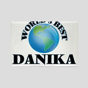 World's Best Danika Magnets