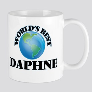 World's Best Daphne Mugs