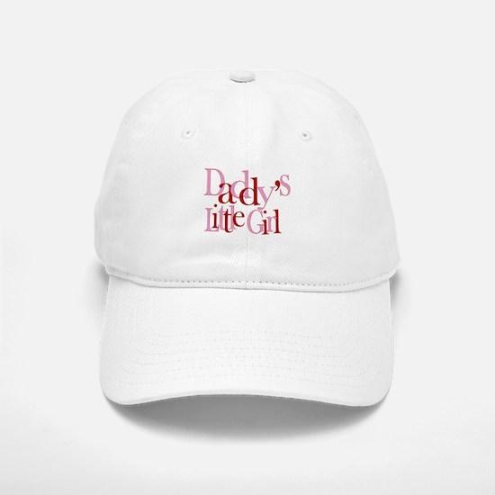 Daddy's Little Girl Baseball Baseball Cap