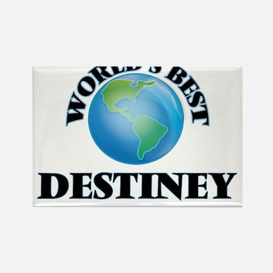 World's Best Destiney Magnets