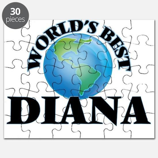 World's Best Diana Puzzle