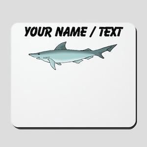 Custom Mako Shark Mousepad