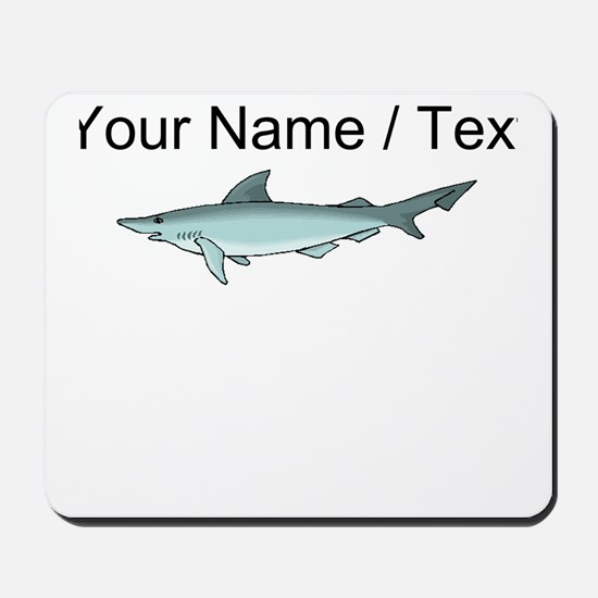 Custom Mako Shark Mousepad