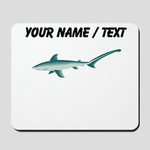 Custom Thresher Shark Mousepad
